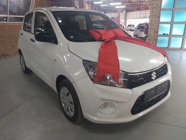 2018 Suzuki Celerio 1.0 GA Limpopo Mokopane_0