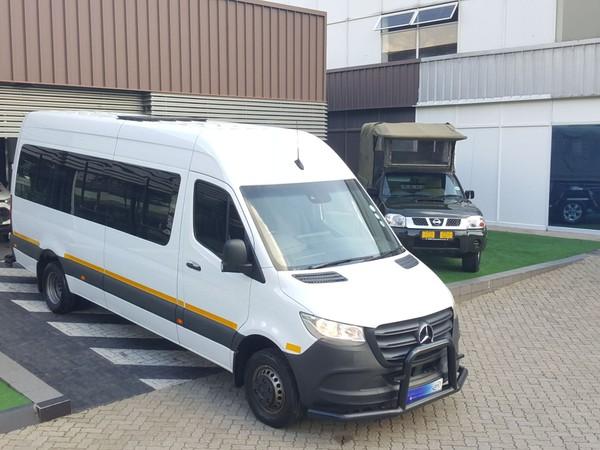 2019 Mercedes-Benz Sprinter 516 CDI FC PV Gauteng Midrand_0