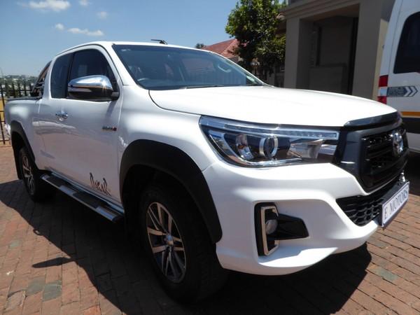 2018 Toyota Hilux 2.8 GD-6 RB Raider Auto PU ECAB Gauteng Bramley_0