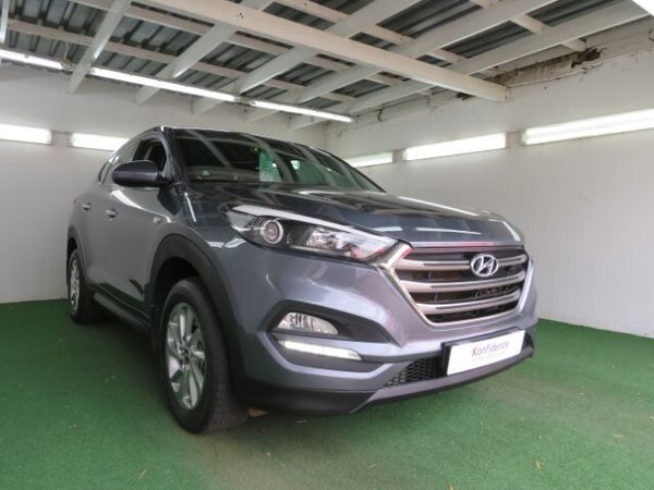 2016 Hyundai Tucson 2.0 Premium Gauteng Boksburg_0