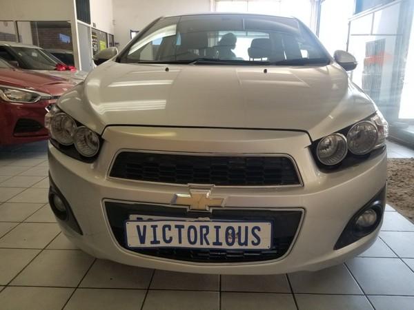2013 Chevrolet Sonic 1.6 Ls At  Gauteng Johannesburg_0