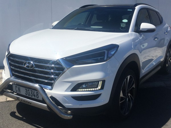2019 Hyundai Tucson 2.0 CRDi ELITE AT Western Cape Hermanus_0