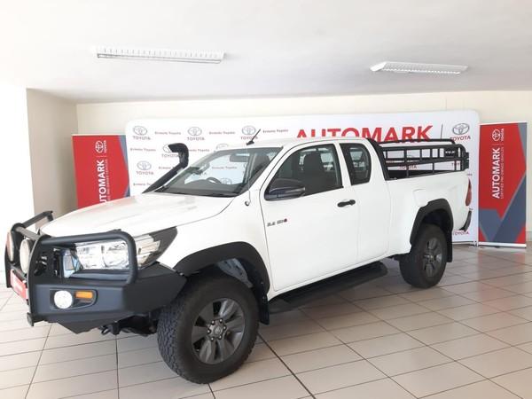2018 Toyota Hilux 2.4 GD-6 RB SRX PU ECAB Mpumalanga Ermelo_0