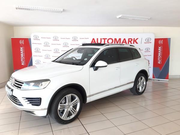 2015 Volkswagen Touareg GP 3.0 V6 TDI Luxury TIP Mpumalanga Ermelo_0
