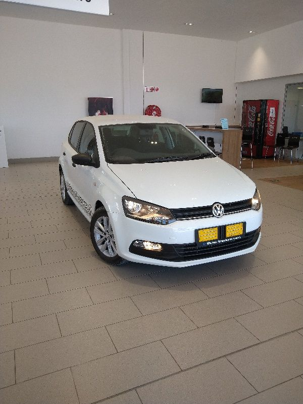 2021 Volkswagen Polo Vivo 1.4 Trendline 5-Door North West Province Lichtenburg_0
