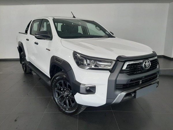 2021 Toyota Hilux 2.8 GD-6 RB Legend Auto Double Cab Bakkie Free State Bloemfontein_0