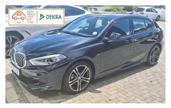 2020 BMW 1 Series 118i M Sport Auto F40 Western Cape Goodwood_0