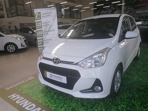 2021 Hyundai Grand i10 1.2 Fluid Cargo FC PV Kwazulu Natal Hillcrest_0
