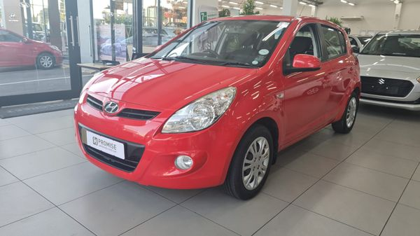 2010 Hyundai i20 1.4  Kwazulu Natal Hillcrest_0