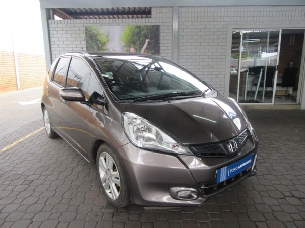 2011 Honda Jazz 1.5 Executive  Gauteng Pretoria_0
