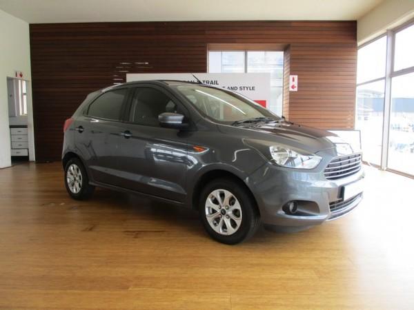 2016 Ford Figo 1.5 Trend 5-Door Kwazulu Natal Durban_0