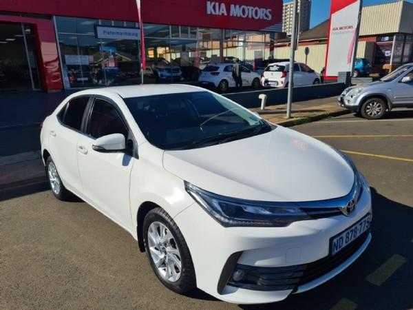 2019 Toyota Corolla 1.8 Exclusive  Kwazulu Natal Pietermaritzburg_0