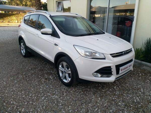 2014 Ford Kuga 1.6 Ecoboost Ambiente Western Cape Worcester_0