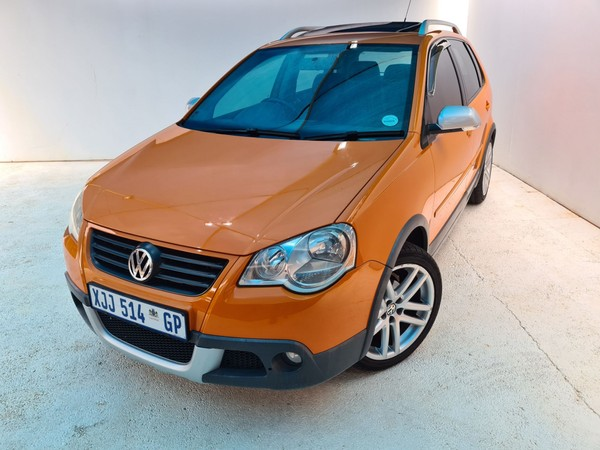 2008 Volkswagen Polo Cross 1.9 Tdi  Gauteng Randburg_0
