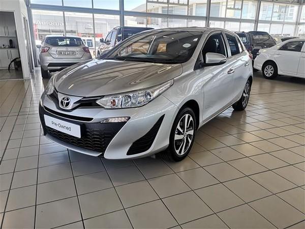 2020 Toyota Yaris 1.5 Xs CVT 5-Door Eastern Cape East London_0