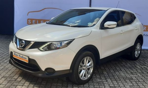 2018 Nissan Qashqai 1.2T Visia Mpumalanga Nelspruit_0