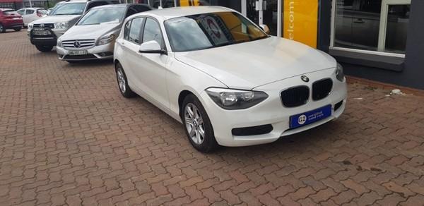 2014 BMW 1 Series 116i 5dr At f20  Gauteng Randburg_0