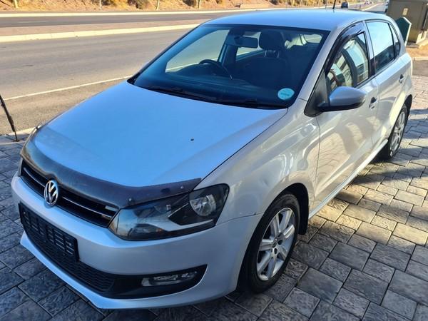 2014 Volkswagen Polo 1.4 Comfortline 5dr  Western Cape Worcester_0