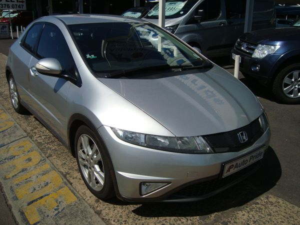 2012 Honda Civic 2.2 Cdti Vxi 5dr  Gauteng Pretoria_0
