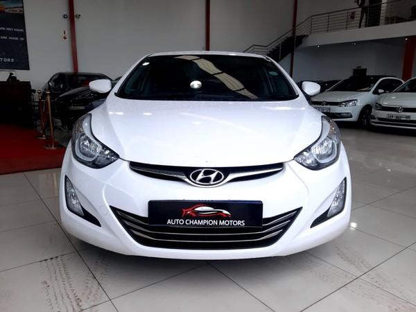 2014 Hyundai Elantra 1.8 Gls At  Gauteng Johannesburg_0