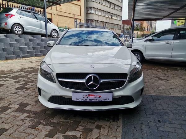 2016 Mercedes-Benz A-Class A 200d Urban Gauteng Johannesburg_0