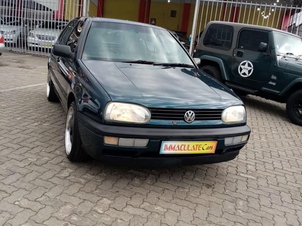 1996 Volkswagen Golf Gsx 1.8  Gauteng Benoni_0