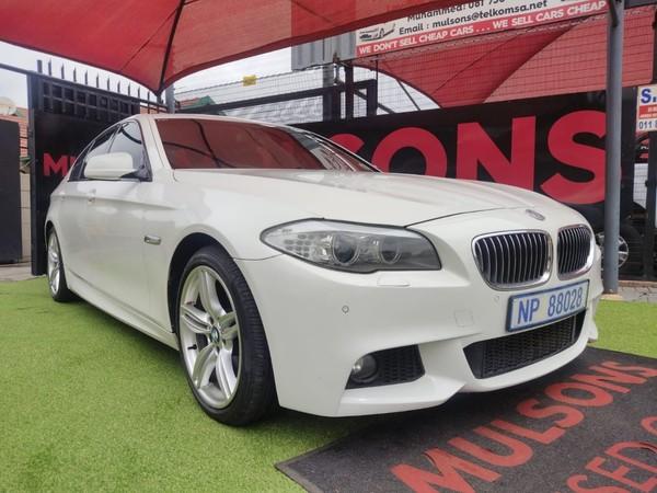 2012 BMW 5 Series 520d At M Sport f10  Gauteng Boksburg_0