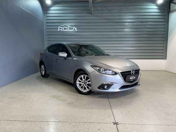 2016 Mazda 3 1.6 Dynamic 5-Door Auto Western Cape Somerset West_0