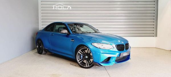 2017 BMW M2 M2 Coupe Western Cape Somerset West_0