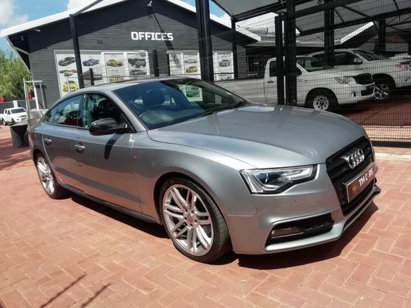 2017 Audi A5 1.8TFSI Multi Gauteng Bramley_0