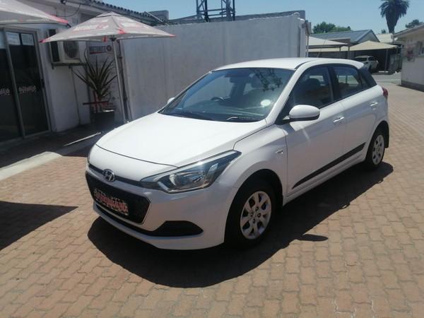 2015 Hyundai i20 1.2 Motion  Western Cape Cape Town_0