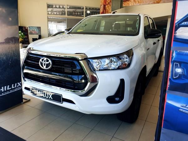 2021 Toyota Hilux 2.4 GD-6 Raider 4x4 Auto Double Cab Bakkie Kwazulu Natal Durban_0