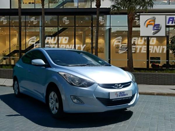 2013 Hyundai Elantra 1.6 Gls  Gauteng Alberton_0