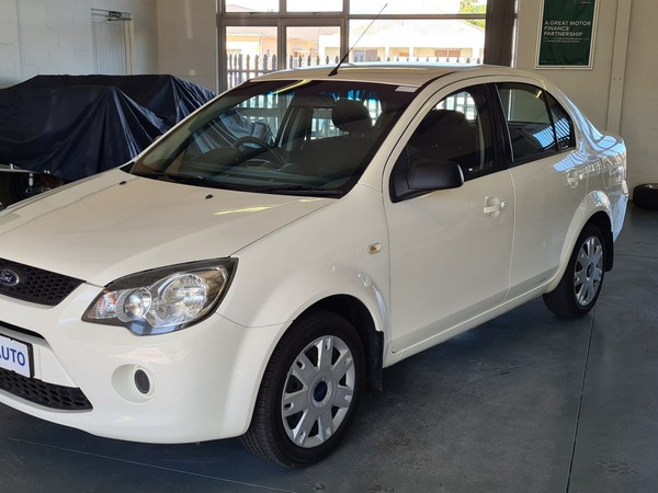 2014 Ford Ikon 1.6 Ambiente  Western Cape Kuils River_0