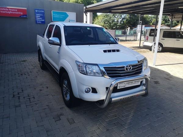 2015 Toyota Hilux 3.0D-4D LEGEND 45 RB AT Double Cab Bakkie Limpopo Polokwane_0