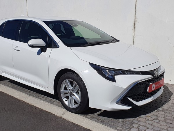2020 Toyota Corolla 1.2T XR CVT 5-Door Western Cape Table View_0