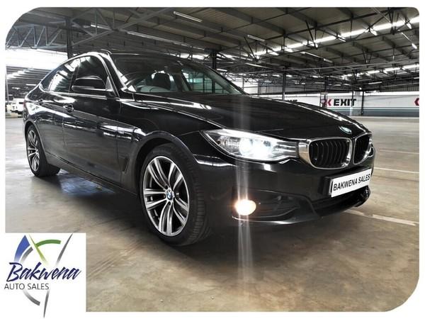 2014 BMW 3 Series 320d GT Sport line Auto Gauteng Karenpark_0