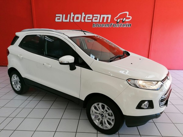 2016 Ford EcoSport 1.5TiVCT Titanium Auto Free State Bloemfontein_0
