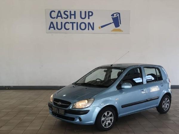 2010 Hyundai Getz 1.4 Hs bid price Gauteng Midrand_0