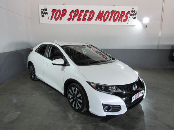 2016 Honda Civic 1.8 Executive 5-Door Auto Gauteng Vereeniging_0