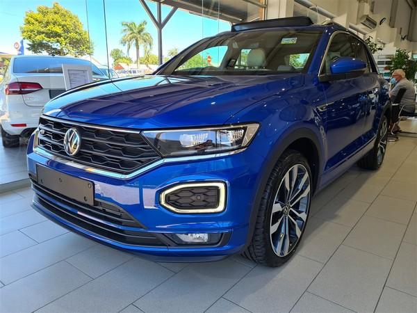 2021 Volkswagen T-ROC 2.0 TSI 4M R-Line DSG Kwazulu Natal Hillcrest_0
