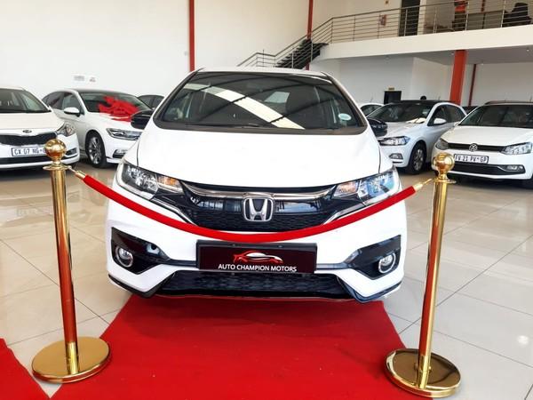 2019 Honda Jazz 1.5 Dynamic CVT Gauteng Johannesburg_0