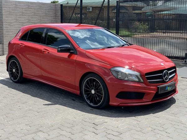2013 Mercedes-Benz A-Class A220 CDI BE AMG Sport Auto Gauteng Johannesburg_0