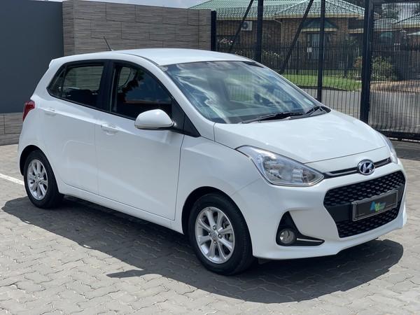 2019 Hyundai Grand i10 1.25 Fluid Gauteng Johannesburg_0