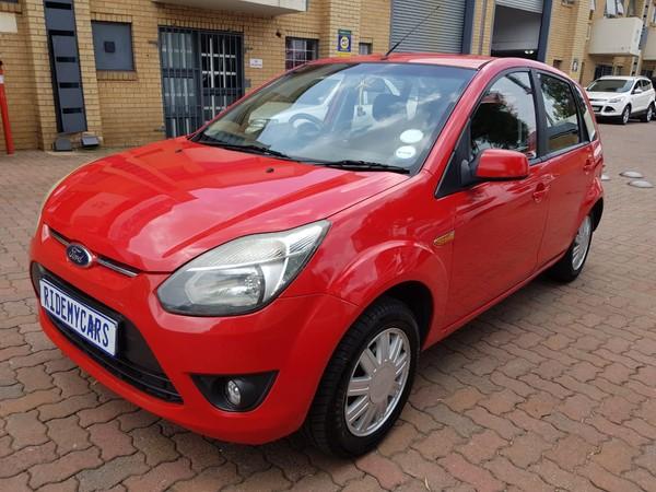 2012 Ford Figo 1.4 Ambiente  Gauteng Germiston_0