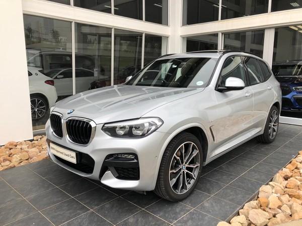 2020 BMW X3 sDRIVE 18d M Sport G01 Mpumalanga Secunda_0