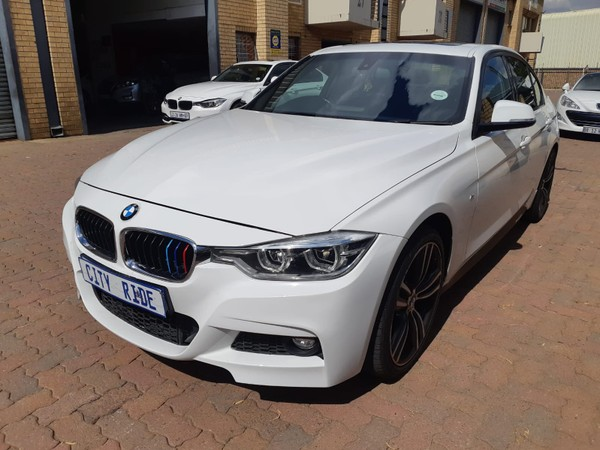 2017 BMW 3 Series 320d GT Auto Gauteng Germiston_0