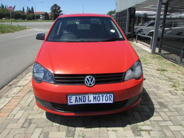 2011 Volkswagen Polo 1.4 Comfortline  Gauteng Kempton Park_0