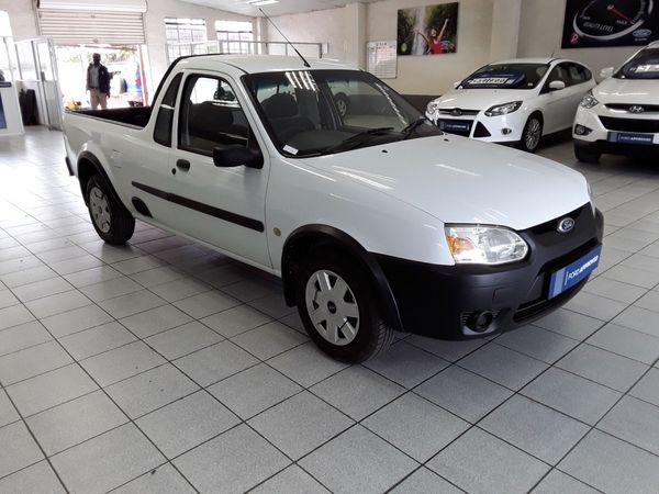 2011 Ford Bantam 1.3i Xl Pu Sc  Mpumalanga Lydenburg_0