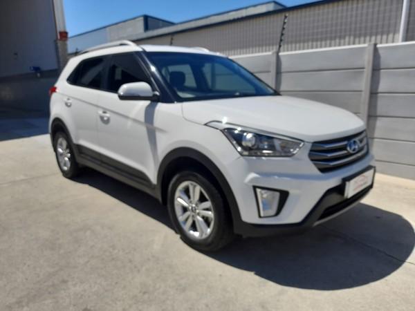 2017 Hyundai Creta 1.6D Executive Auto Western Cape Bellville_0